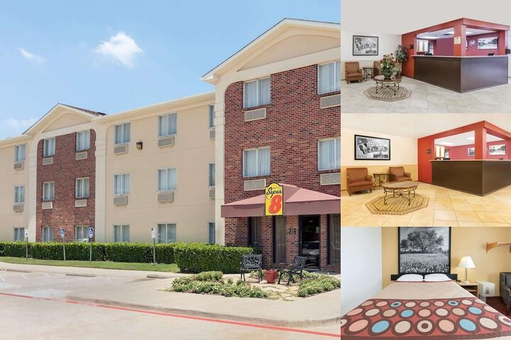 Super 8 Hotel Grapevine / Dfw Airport photo collage