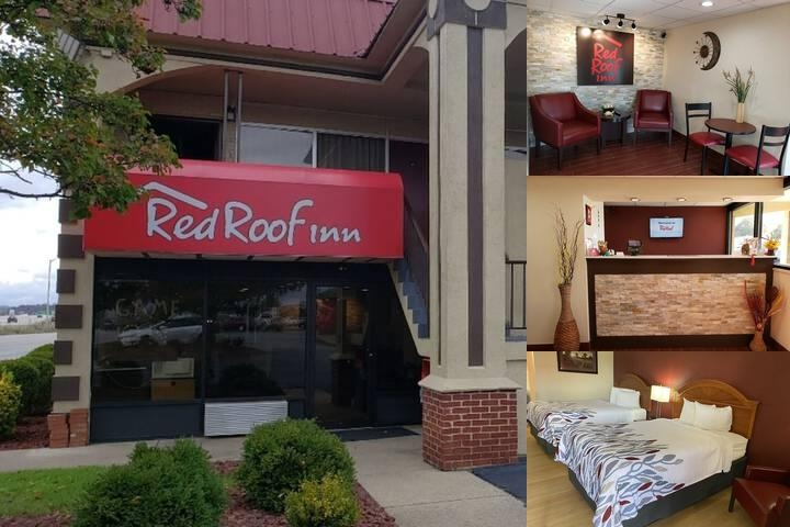Red Roof Inn Portsmouth - Wheelersburg photo collage