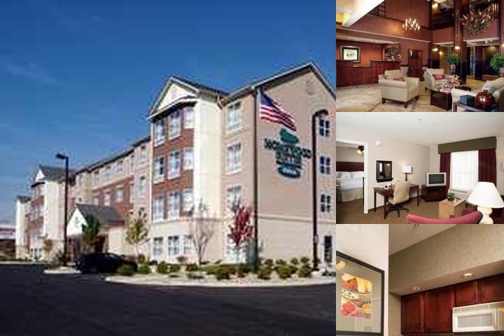 Homewood Suites by Hilton Bloomington photo collage