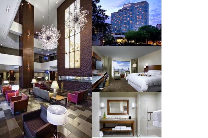 The Westin Ottawa photo collage
