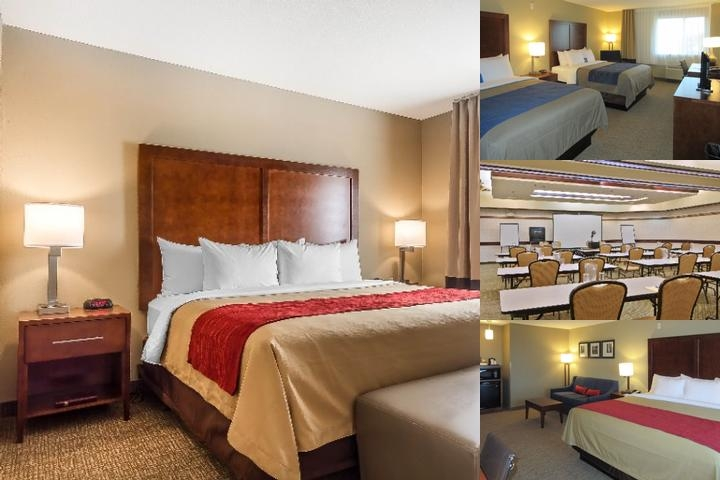 Howard Johnson Hotel & Suites Rocklin photo collage
