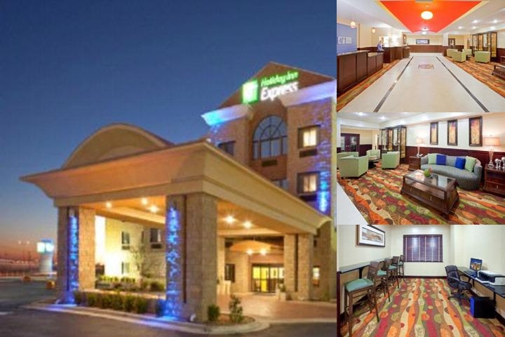 Holiday Inn Express Hotel & Suites Lubbock West photo collage