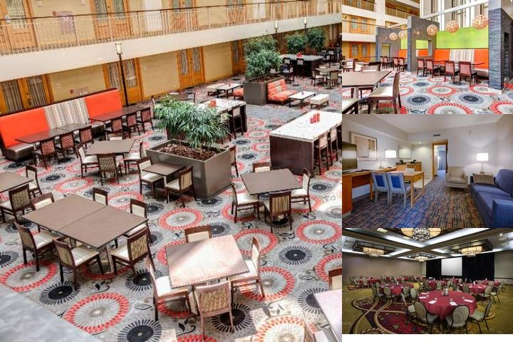 Embassy Suites O'hare Rosemont photo collage