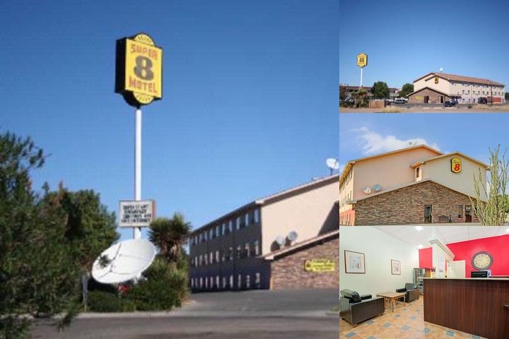 Super 8 Las Cruces / La Posada Lane photo collage