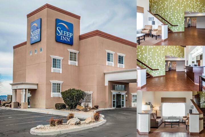 Sleep Inn University Las Cruces photo collage