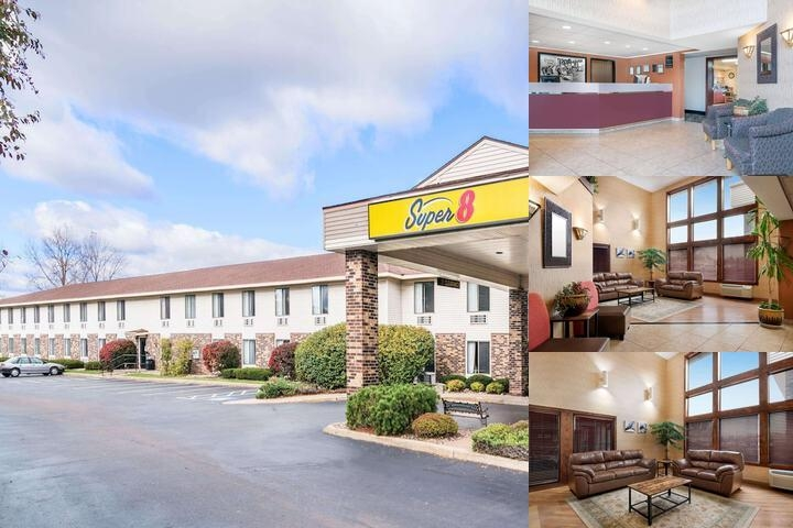 Super 8 Wausau Wi photo collage