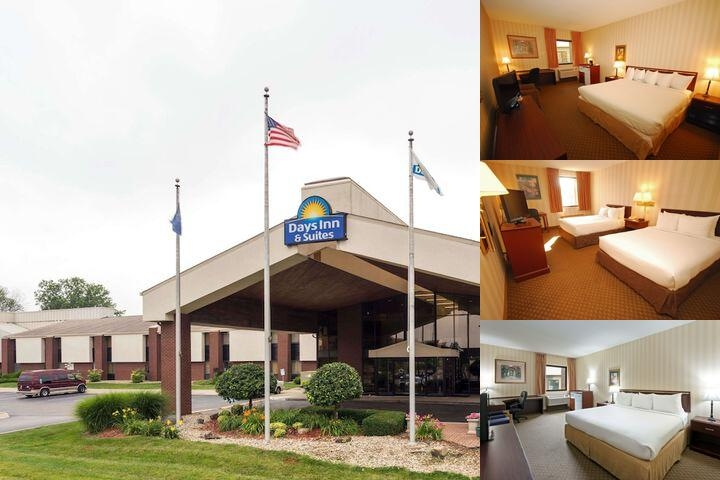 Days Inn & Suites Indianapolis Nw photo collage