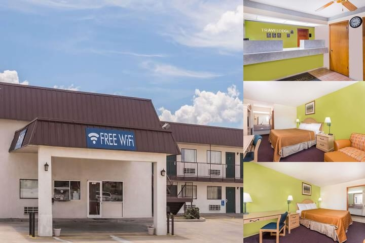 Travelodge Cordele photo collage