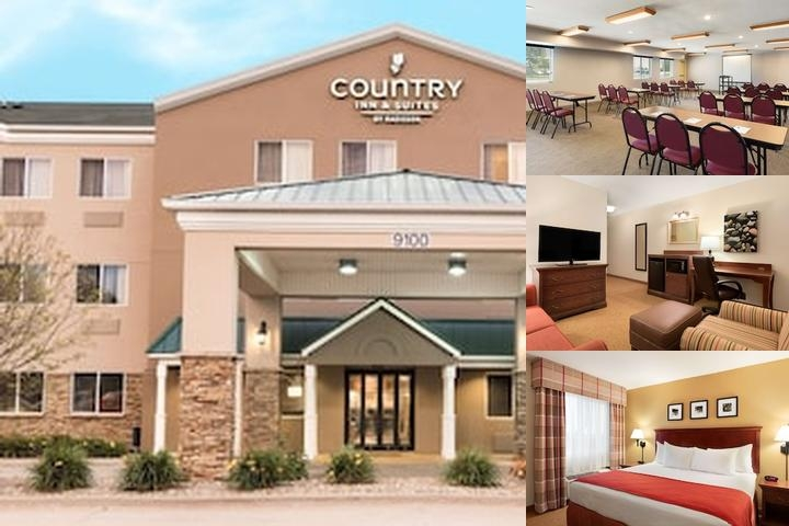 Country Inn Cedar Rapids Airport photo collage