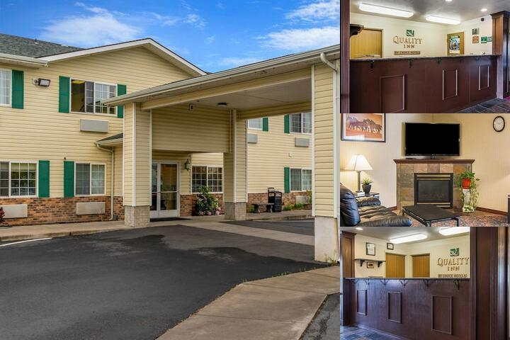 Bend Quality Inn photo collage