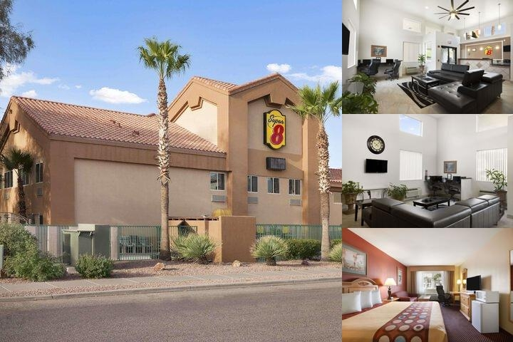 Super 8 Marana / Tucson Area photo collage
