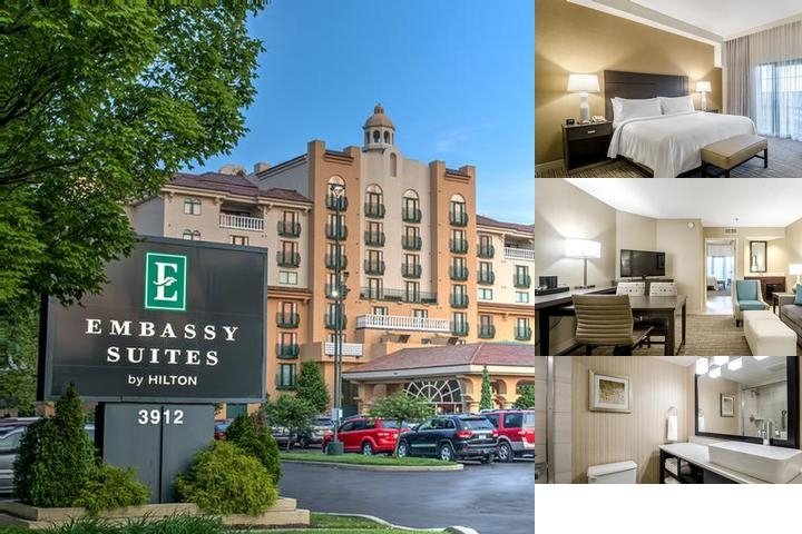 Embassy Suites Indianapolis North photo collage