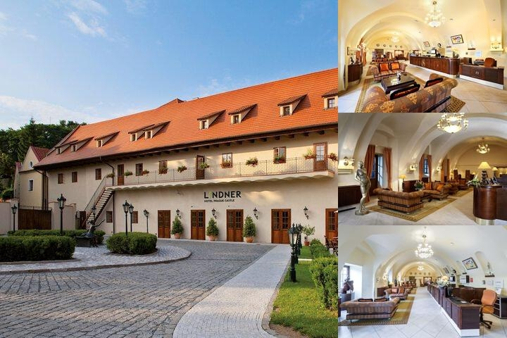 Lindner Hotel Prague Castle photo collage