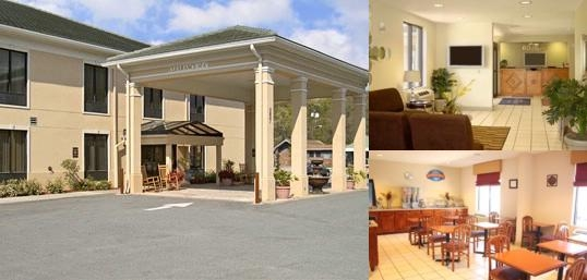 Baymont Inn & Suites Garden City / Savannah photo collage