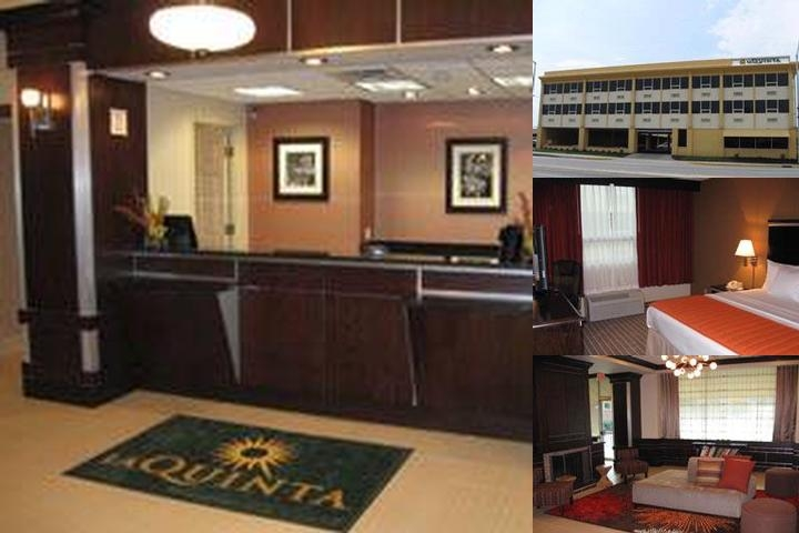 La Quinta Inn & Suites Indianapolis Downtown photo collage