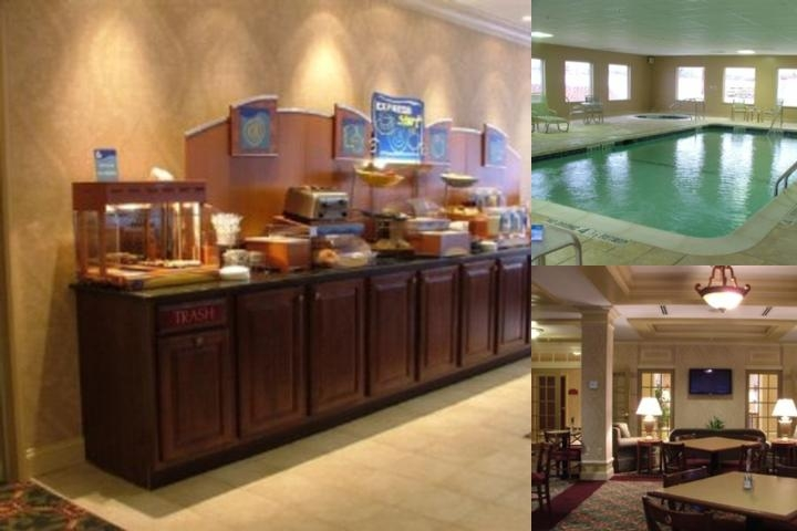 Chester Holiday Inn Express photo collage