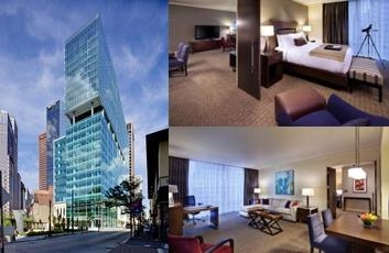 Fairmont Pittsburgh photo collage