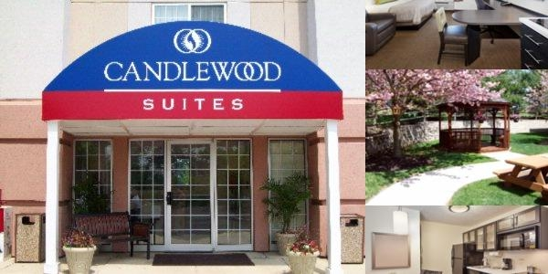 Candlewood Suites Philadelphia / Willow Grove photo collage