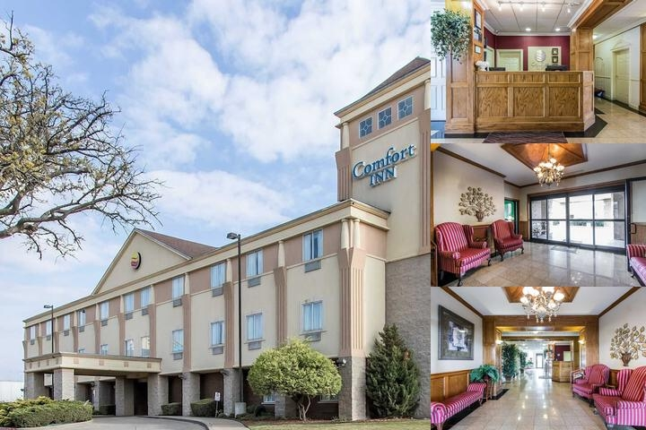 Comfort Inn at Founder's Tower photo collage
