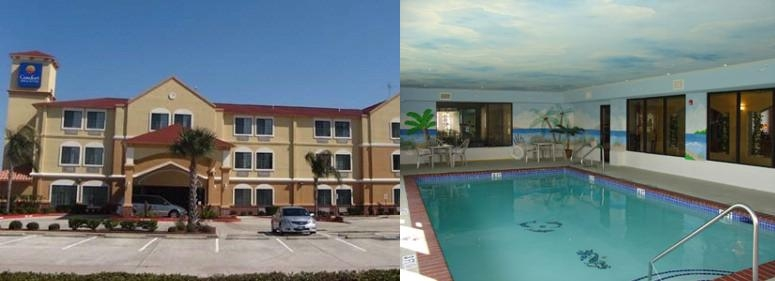 Baymont Inn & Suites Seabrook Kemah photo collage