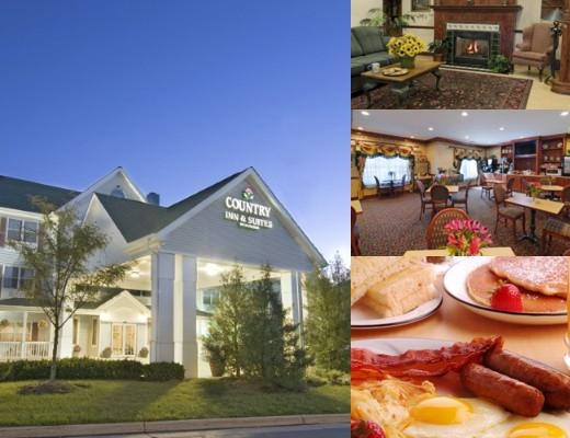 Country Inn & Suites Washington Dulles In'tl Airp photo collage