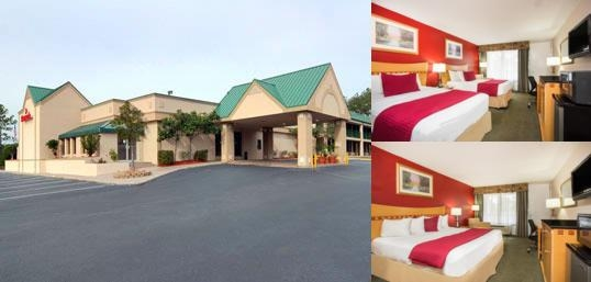 Ramada Inn & Conference Center Over 5 Acre Property--One Of The Largest In Warner Robins.