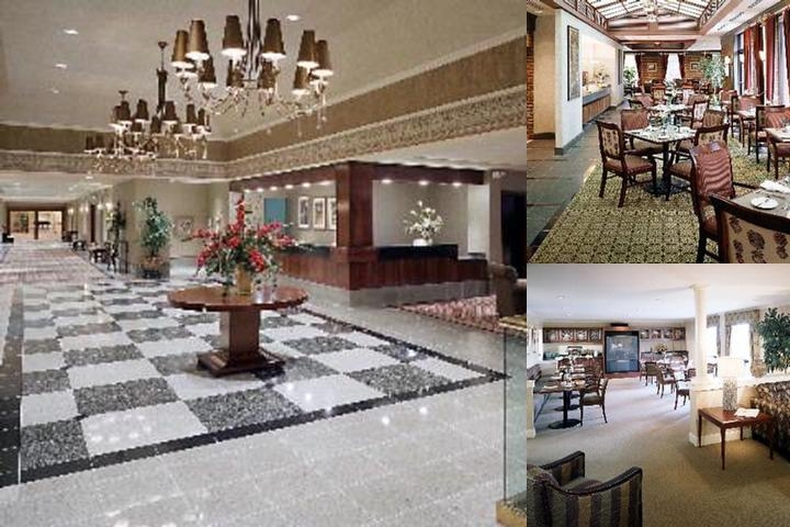 Ramada Plaza Richmond West photo collage
