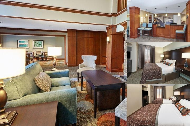 Staybridge Suites Chicago Glenview photo collage