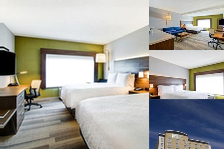 Holiday Inn Express & Suites Toronto Markham photo collage