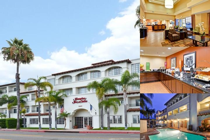Hampton Inn San Clemente photo collage