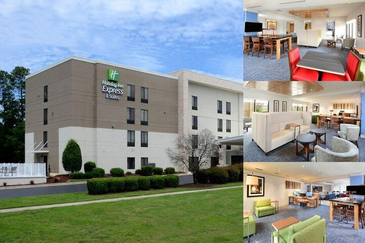 Holiday Inn Express Hotel & Suites Rtp photo collage