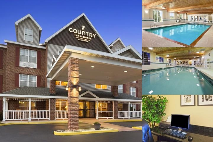 Country Inn & Suites Kenosha photo collage