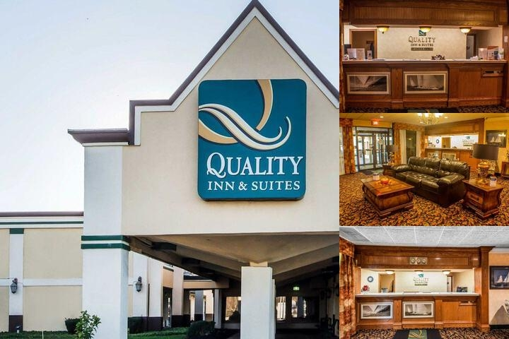 Quality Inn & Suites Conference Center photo collage