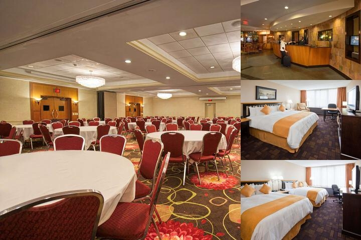 Radisson Hotel Milwaukee West photo collage