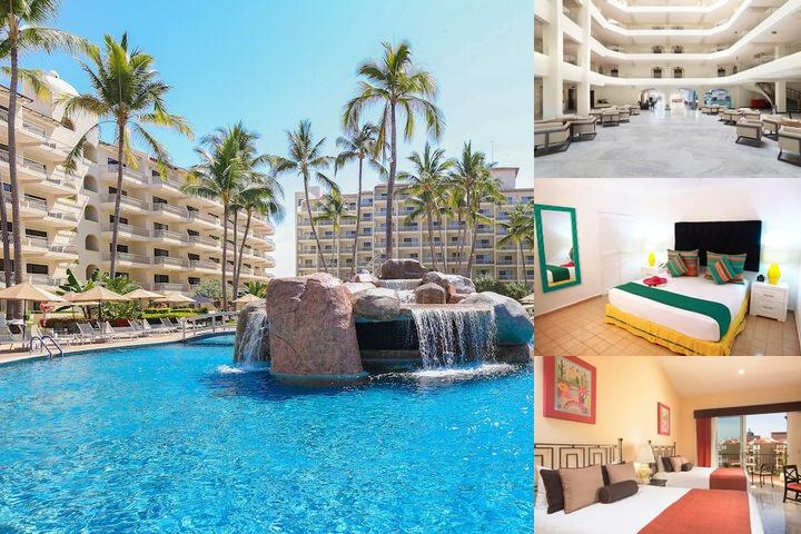 Villa Del Palmar Beach Resort & Spa Puerto Vallarta photo collage