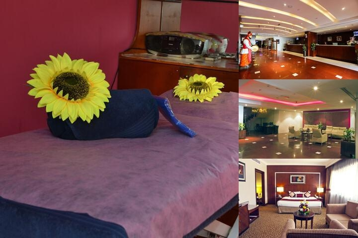 Ramee Royal Hotel photo collage