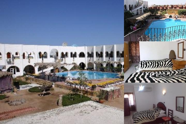 Yasmina Hotel photo collage