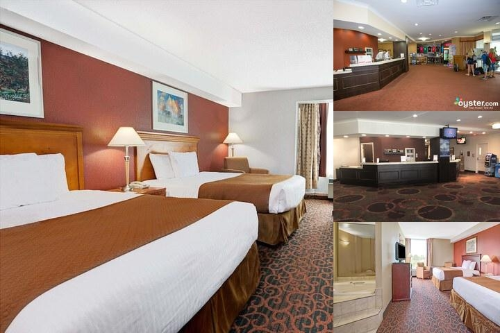 Ramada Hotel Niagara Falls photo collage