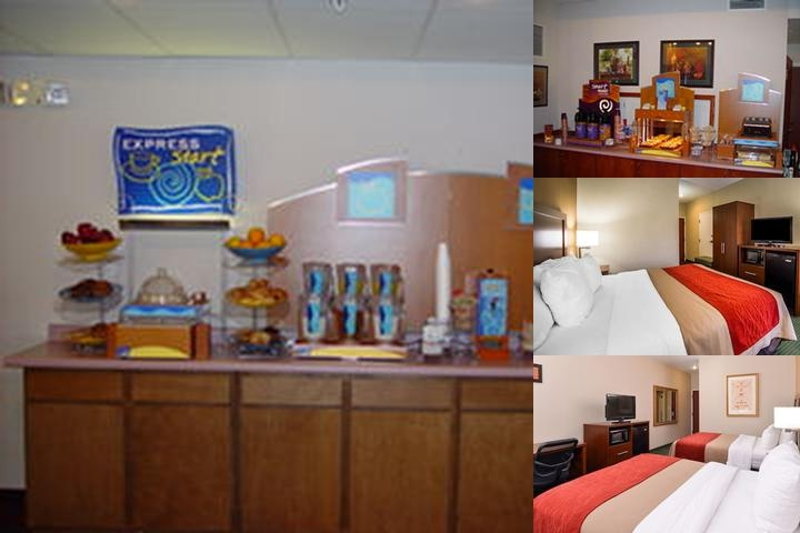 Comfort Inn Draper photo collage