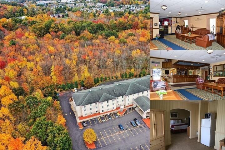 Baymont Inn & Suites of Manchester & Hartford Ct photo collage