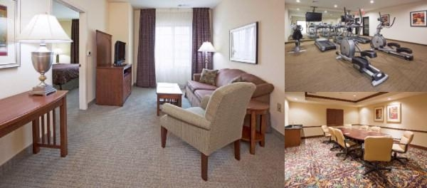 Staybridge Suites Milwaukee West photo collage