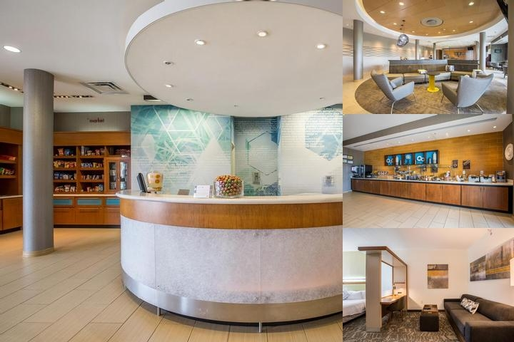 Marriott Springhill Suites photo collage