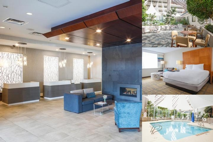 Doubletree Hotel by Hilton Rochester photo collage