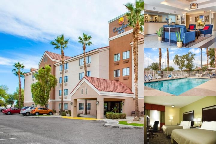 Comfort Inn Chandler Phoenix South photo collage