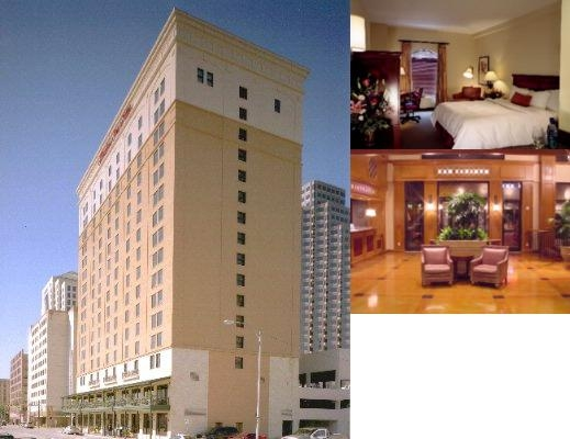 Hampton Inn & Suites Downtown Austin photo collage