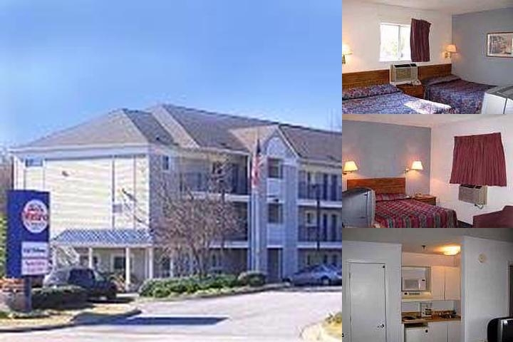 Metro Extended Stay Hotel Lawrenceville photo collage