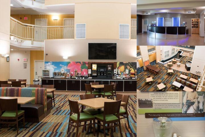 Fairfield Inn & Suites / Marriott photo collage
