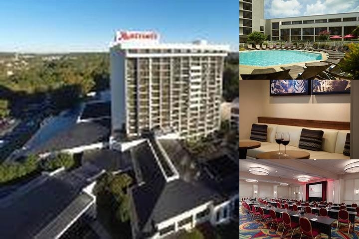 Atlanta Marriott Northwest at Galleria photo collage