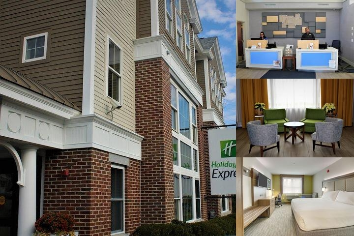 Holiday Inn Express Durham photo collage