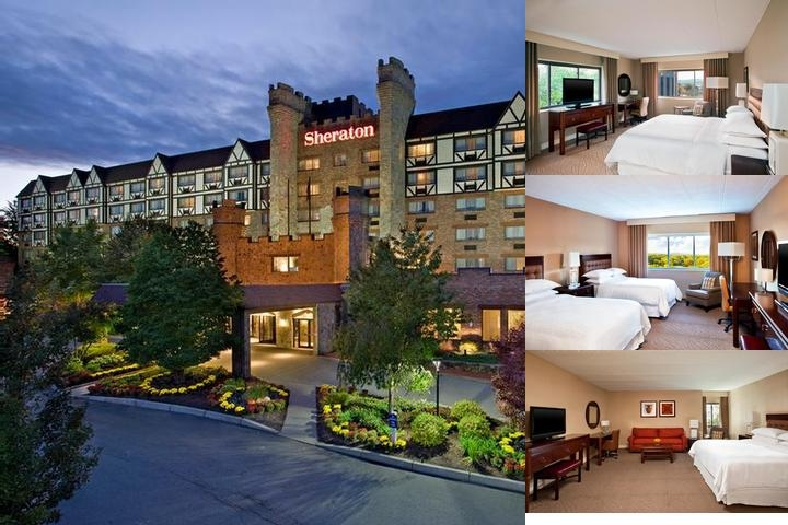 Sheraton Framingham Hotel photo collage